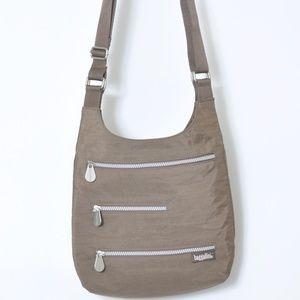 Baggallini Nylon Travel Crossbody Bag